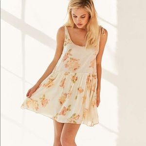 Urban Outfitters Kimchi Blue Babydoll Dress